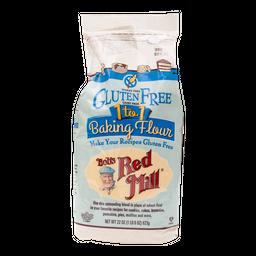 Harina 1 To 1 Baking Flour-Sin Gluten- 623 Gr Bobs Red Mill