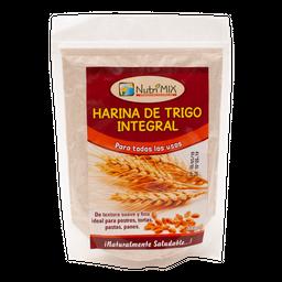 Harina De Trigo Integral 300 Gr Nutrimix
