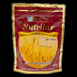 Nutrilax De Ciruelas, Higo, Linaza Y Salvado De Trigo Laxante