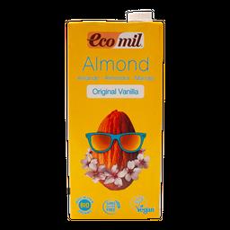 Leche De Almendras Vainilla 1 Lt Ecomil