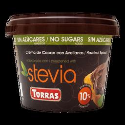Crema De Cacao Y Avellanas Con Stevia 200 Gr Torras
