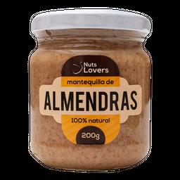 Mantequilla De Almendras 200 Gr Nuts Lovers