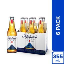 Michelob Cerveza Ultra Six Pack