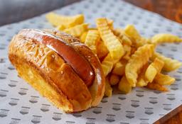 Hot Dog Angus Jr.