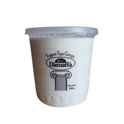 Yogurt Tipo Griego Con Miel De Chancaca 940 Ml Damatta