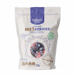 Berries Del Peru Mix3 Berries Congelados