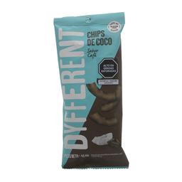 Dyfferent Chips de Coco Café