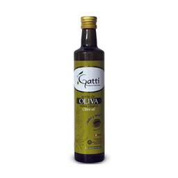 Gatti Aceite De Oliva En Botella De Vidrio
