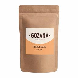 Gozana Snacks Energy Balls Cacao Mani