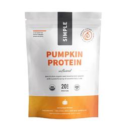 Ainhoa Pumpkin Simple Protein