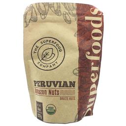 The Superfood Company Castañas Amazon Nuts