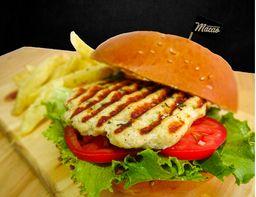 Hamburguesa Pollo Burger