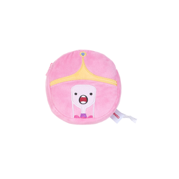 Miniso Monedero en Forma de Cara de Princess Bubblegum Rosa