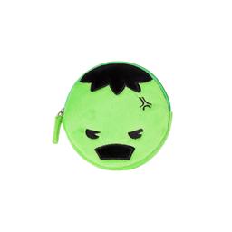 Miniso Monedero Felpa Hulk