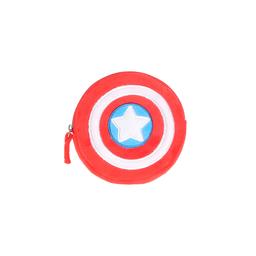 Miniso Monedero Peluche Capitán América
