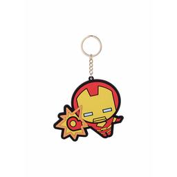 Miniso Llavero Con Espejo Iron Man