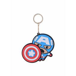 Miniso Llavero Con Espejo Capitán América