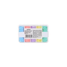 Miniso Ligas Para Cabello Colorful