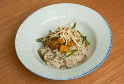 Risotto Vegetariano al Estilo Panhela