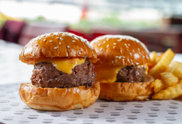 Mini Cheese Burgers