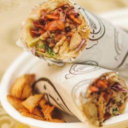 Shawarma Para Dos Mixto