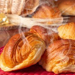 Pan Croissant X 6und