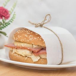 Sandwich Caribeño