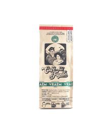 Café organico tostado y molido