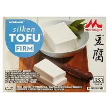 Tofu Silken firme (consistente) en caja (importado) (NO GMO)