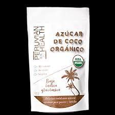 Ml Peruvian Health Azúcar De Coco Orgánica En Bolsa