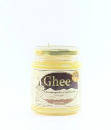 Mantequilla clarificada Ghee original en vidrio