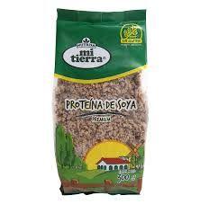 Mi Tierra Proteina de Soya en bolsa