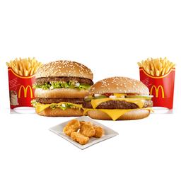 Promo Combo Big Mac y Cuarto