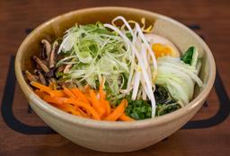 Shoyu Ramen Vegetariano