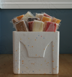 10 Paletas sin Relleno con Cooler