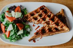 Waffle Carnívoro