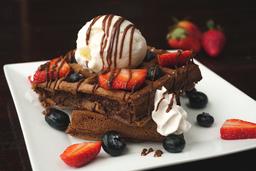 Dark Waffle