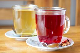 Té Verde caliente