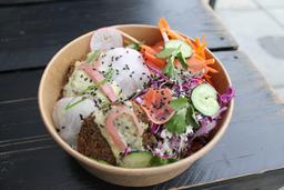 Rice Falafel