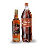 Ron Havana Especial 750 Ml+Coca-Cola 1.5 Lt