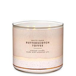 Vela 3 Mechas Butterscotch Toffee