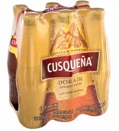 Cusqueña Six Pack Botella 330 Ml