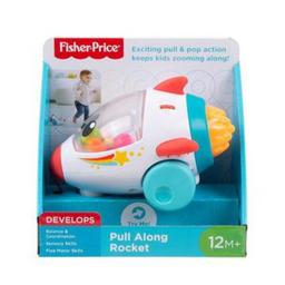 Cohete Pelotitas Divertidas Fisher Price