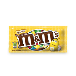 M&M'S Peanut 49.3 Gr