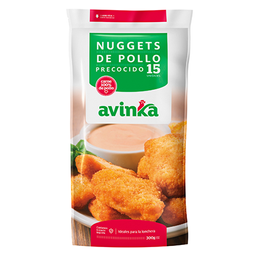 Nuggets Premium - Bolsa x 15und