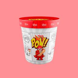 Pow cappuccino