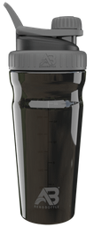 Syntrax Shaker Cup Aerobottle Magnus Color Negro