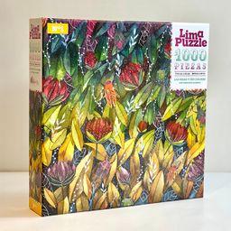 Lima Puzzle Rompecabezas Las Hojas y Sus Colores