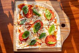 Pizza Caprese Personal