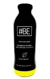 Infusión de Té Negro con Sabor a Limón y Hierbabuena
